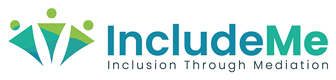 INCLUSION THROUGH MEDIATION Logo